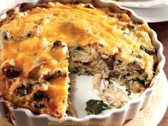 Here we have a low carb chicken pie. Looks yummy to me, what do you think? Banting Recipes, Paleo Recipes, Low Carb Recipes, Cooking Recipes, Easy Recipes, Oven Recipes, Cooking Time, Dinner Recipes, Dessert Recipes