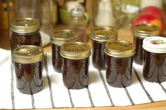 Grape Catchup by Marisa | Food in Jars, via Flickr