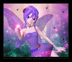 Pixie Sparklies (Disparate Dreamer)