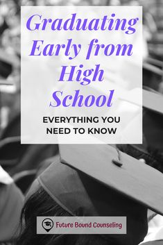 Graduating High School Early, Life After High School, Senior Year Of High School, High School Hacks, High School Graduation, College Planning, College Tips, Senior Ads, High School Organization