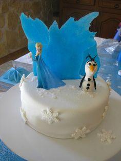 Anniversaire Reine des neiges : 4 tutos !!