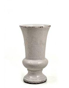 ΚΕΡΑΜ.ΑΜΦΟΡΕΑΣ 28CM, ΕΚΡΟΥ ΧΡ. Vase, Home Decor, Decoration Home, Room Decor, Vases, Home Interior Design, Home Decoration, Interior Design, Jars