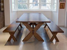 Cross spisebord fra Brubakken Home