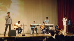 June 25, 2014: Talents Day for Grade 9 & 10 Boys