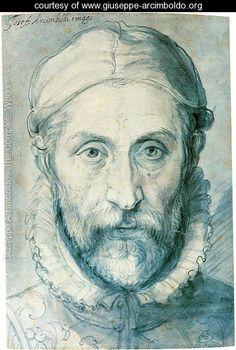 Self Portrait - Giuseppe Arcimboldo - www.giuseppe-arcimboldo.org