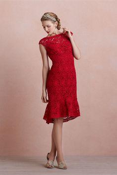 Cinnabar Dress in SHOP Bridesmaids & Partygoers Dresses at BHLDN