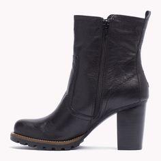Tommy Hilfiger Isabella Ankle Boots - black (Schwarz) - Tommy Hilfiger Stiefel & Stiefeletten - detail-Bild 2