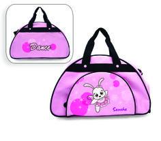 Schattige tas voor je dansspulletjes van Sansha. Verkrijgbaar in roze via www.yofashion.nl. Stuur een e-mail naar mailto:info@yofashion.nl.
