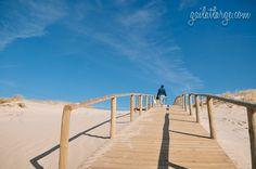 Praia do Palheirão, Tocha, Portugal