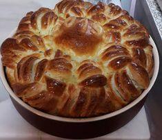 ΜΑΓΕΙΡΙΚΗ ΚΑΙ ΣΥΝΤΑΓΕΣ 2: Ψωμί το διαφορετικό !!!!!! Apple Pie, Food To Make, Recipies, Deserts, Rolls, Food And Drink, Cooking Recipes, Xmas, Tasty
