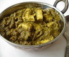 Cooking Recipes, Indian Recipes : Palak Paneer