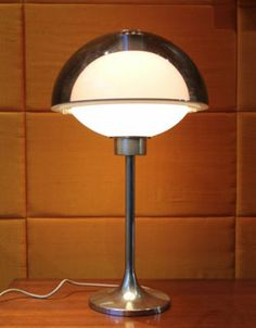 1960s Robert Welch-designed Lumitron table lamp on eBay