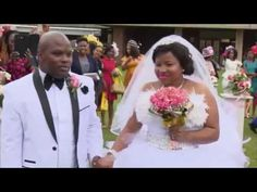 Our Perfect Wedding Ep 41: Mr and Mrs Khumalo - YouTube