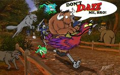 Don't Daze Me Bro!