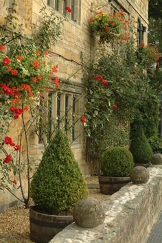 Chipping Campden in the Cotswolds. Lots of arts and crafts movement houses
