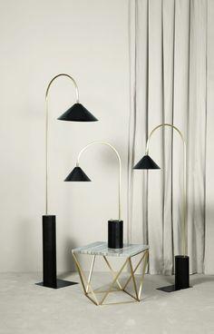 Bishop Floor Lamp