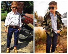 Cool Boy Fashion for Fall and Winter
