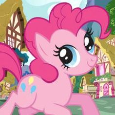 The Hub Network | Cartoons | My Little Pony Friendship is Magic is great! pinkie pie.