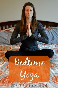 Bedtime Yoga: Five yoga poses to calm your mind and body and prepare you for…