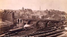Edinburgh, Scotland (ca. 1880)