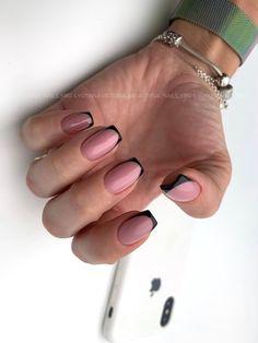 Super Natural Looking Nails, check this dazzling idea to check out today, pin 2502244648 French Acrylic Nails, Simple Acrylic Nails, Best Acrylic Nails, French Nails, Simple Nails, Classy Nails, Stylish Nails, Ten Nails, Beauty Hacks Nails