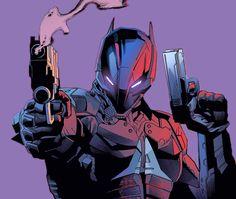 Jason Todd as Arkham Knight Arkham Knight, Batman Arkham, Comic Art, Comic Books, Red Hood Jason Todd, Marvel E Dc, Arte Dc Comics, Jay Bird, Nerd