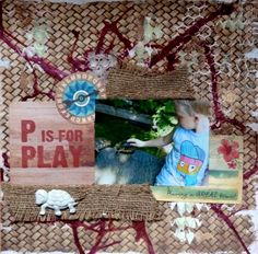 P+Is+For+Play - Scrapbook.com