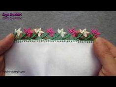 Crochet Borders, Filet Crochet, Knit Crochet, Saree Kuchu Designs, Crochet Fruit, Creative Embroidery, Crochet Clothes, Tatting, Elsa