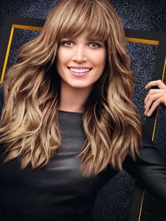 Bangs Hairstyles 2015: People React! | Hairstyles 2015, Hair Colors and Haircuts