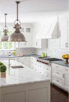 South Shore Decorating Blog: What I Love Wednesday: Unique Kitchens