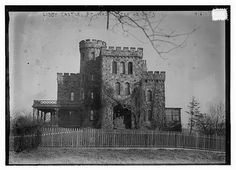 Libby Castle, Ft. Washington, Heights (LOC)