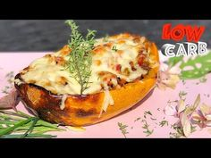 Low Carb Diet, Baked Potato, Diet Recipes, Baking, Ethnic Recipes, Youtube, Bakken, Skinny Recipes, Backen