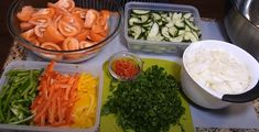 Legume crocante și aromate pe parcursul întregului an! Gătiți mai multă salată pentru iarnă! - Retete-Usoare.eu Mai