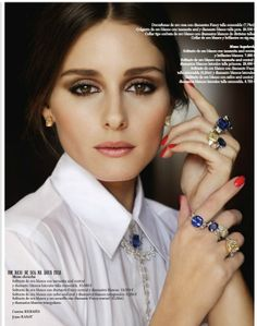 THE OLIVIA PALERMO LOOKBOOK: OLIVIA PALERMO