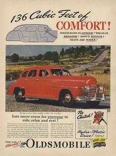 Oldsmobile Special Sedan