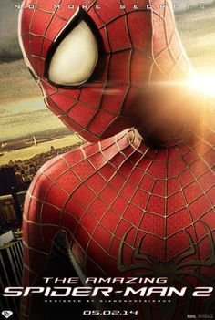 The Amazing Spiderman 2 Movie<< for real? 2 days before my birthday! :D