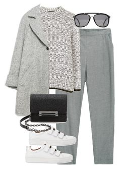 """""""Untitled #2848"""" by angieswardrobe ❤ liked on Polyvore featuring Zara, Topshop, Whistles and Diane Von Furstenberg"""