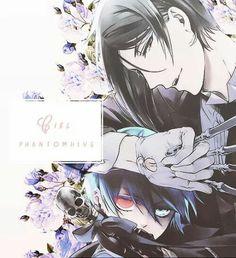 Sebastian and Ciel - Black Butler - Kuroshitsuji