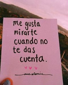 Me encantaba o q tu me miraras B. Love Phrases, Love Words, Amor Quotes, Love Quotes, Ex Amor, Just For You, Love You, Sad Love, Love Messages