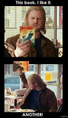 Exactly how i felt after reading the first Harry Potter book!
