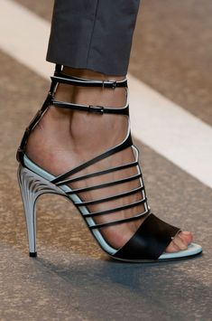 Fendi at Milan Fashion Week Spring 2015