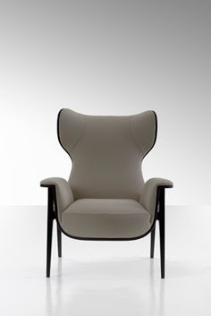 Fendi Casa - Cerva armchair - by Dimitri Rybaltchenko Furniture Styles, Unique Furniture, Sofa Furniture, Furniture Design, Interior Exterior, Interior Design, Cool Chairs, Sofa Set, Chair Design