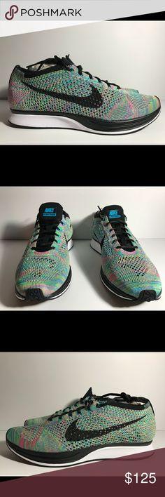 537198b77e048 Nike Flyknit Racer Multicolor sizes 9