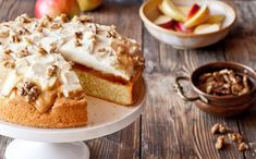 If you fancy something fruity then this gorgeous gooey apple caramel cake recipe is the perfect summer treat.