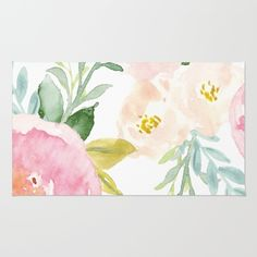 Modern Design Polyester Beach Bath Towel Funny Beautiful Watercolor watercolor hibiscus flowe 27 x 54 Inch Face towel Hand towel Watercolor Art, Wall Art Prints, Colorful Wall Art, Floral Wall Art Prints, Painting, Art, Painting Projects, Handmade Wall Art, Floral Watercolor