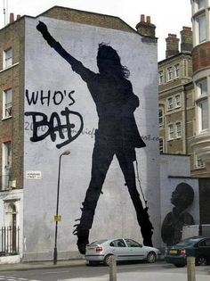 """""""Who's Bad..""""?"""