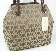 8b3d0338269 Grab Bags, Mk Logo, Large Tote, Jet Set, Mocha, Shop My, Kate Spade,  Michael Kors, Purses. Davis Jewelry and Gifts