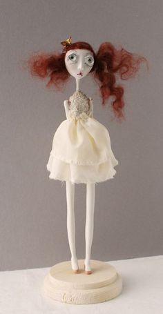adult paper mache dolls - Google Search