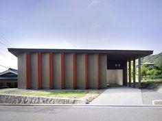 Inagawa Cemetery Warehouse