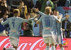 Victoria del Celta por 3-1 contra el Granada! Seguimos fuertes! Vamos Celta! @Celta #9ine